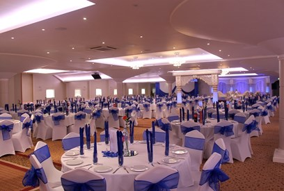 Asian Wedding Venue Luton Bedfordshire Uk The Auction House